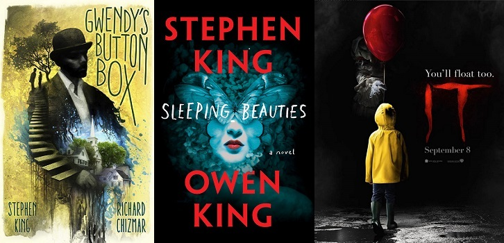 Button Box Hit The Internet Weekend Roundup Busiest Stephen King News Week In History